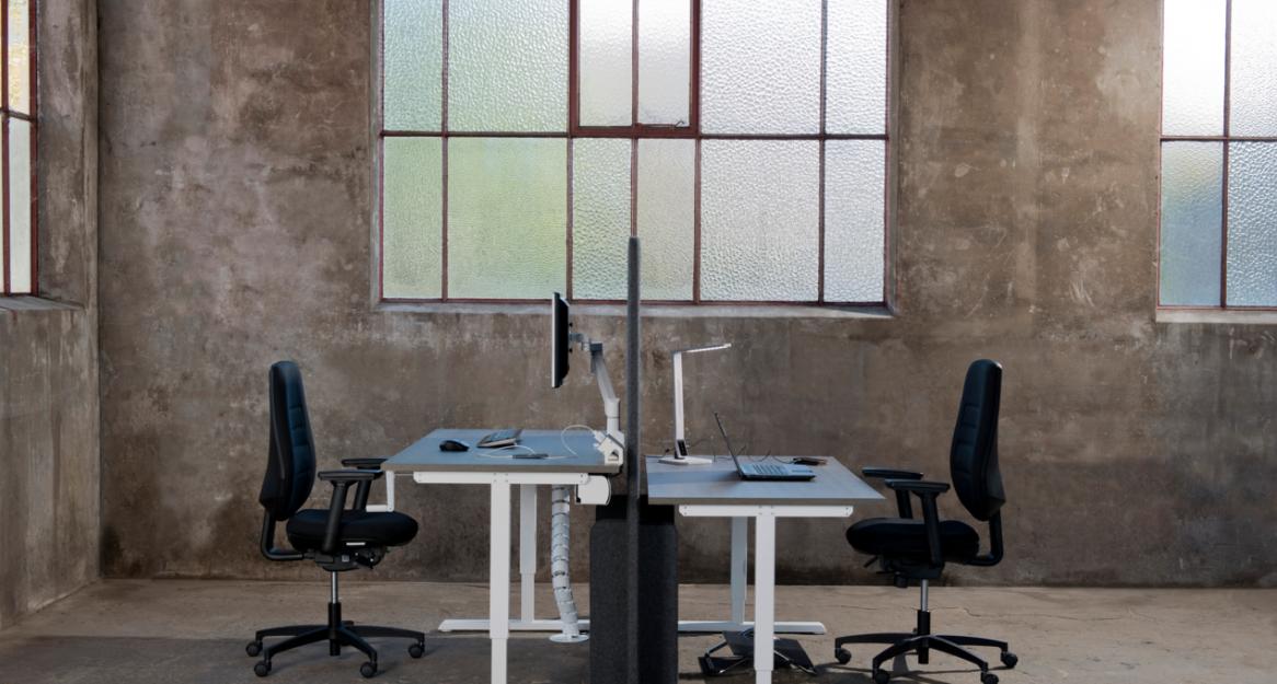Flex Light zit-sta bureau