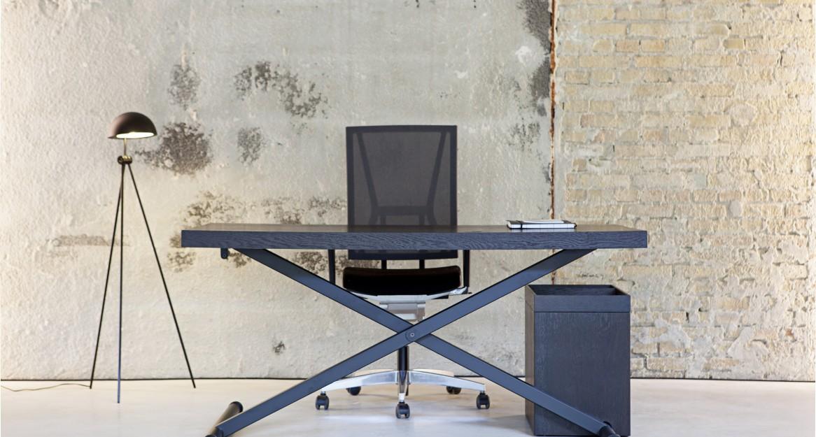 Holmris x table zit sta bureau zit sta bureau for Bureau zit sta