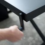 Holmris X table zit-sta bureau