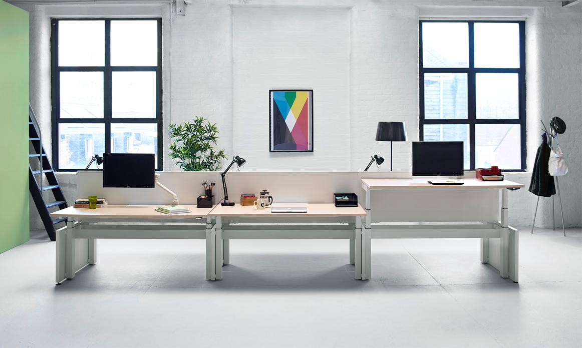 herman miller zit sta bureau zit sta bureau by projectmeubilair. Black Bedroom Furniture Sets. Home Design Ideas
