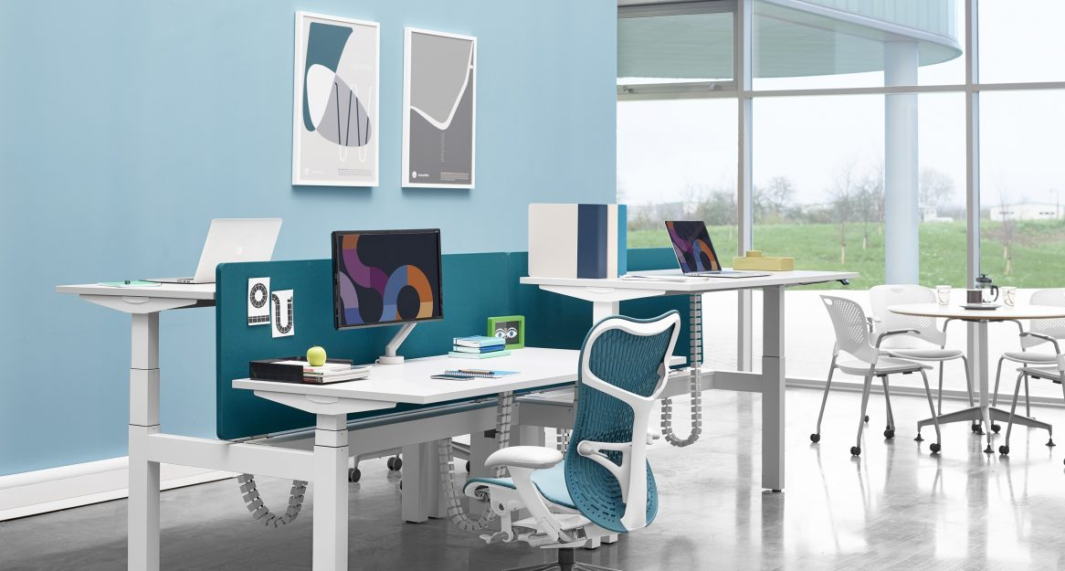 herman miller ratio zit sta bureau zit sta bureau. Black Bedroom Furniture Sets. Home Design Ideas