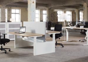 Swan flex el zit-sta bureau
