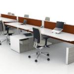 Markant MAX collectie zit-sta bureau