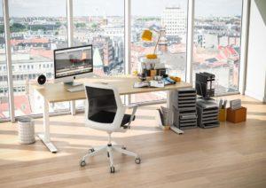 Flow zit-sta bureau