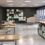 Cube Design Quadro zit-sta bureau