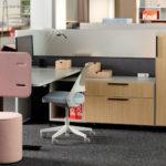 Knoll K stand Project meubilair