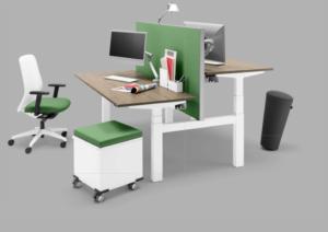 Winea Startup zit-sta Project Meubilair