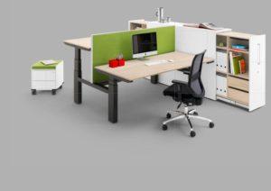 Winea eco zit-sta project meubilair