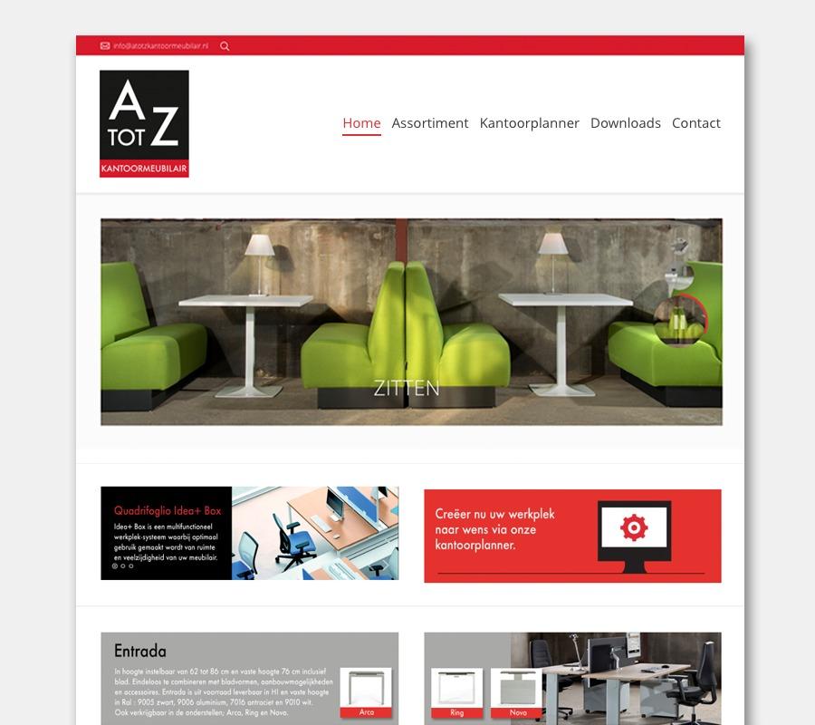 Onze websites zitstabureau A tot Z kantoormeubilair