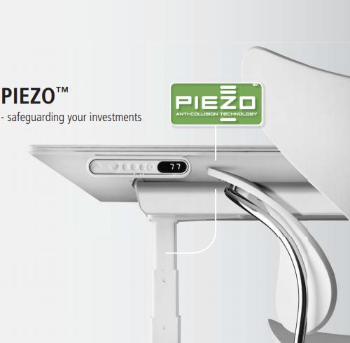Piezo anti collision DS1 Wat Piezo voor uw zit-sta bureau kan doen!