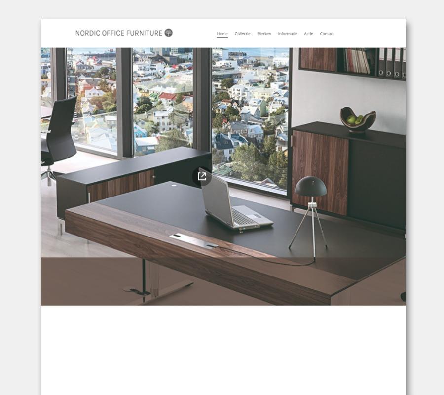 Onze websites zitstabureau Nordic Office Furniture