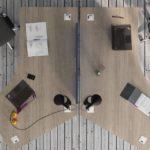 Palmberg Crew call center zit-sta Project Meubilair